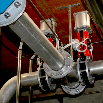 Upgrading plant equipment without changing the fermenters